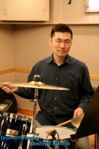 菅野広也Drums