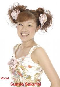 桜井純恵Vocal